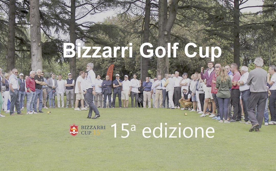 15° edizione della Bizzarri Golf Cup